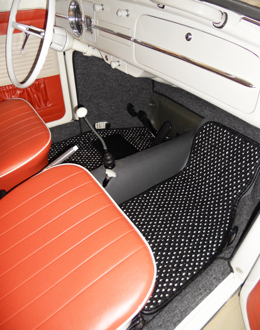 Vw Bug Floor Mats Carpet Vidalondon