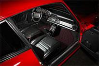 Porsche 911 #51 Black and Red