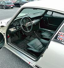 Porsche 911 #12 Black and White