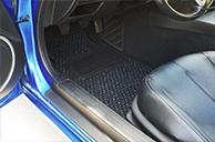 2006 Mazda Miata #55 Black and Blue