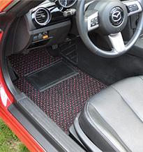 2006 Mazda Miata GT #51 Black and Red