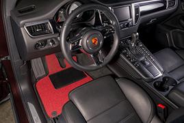 Porsche Macan S - 6.6 #119 Red