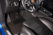Porsche Macan S - Sisal #42 Black