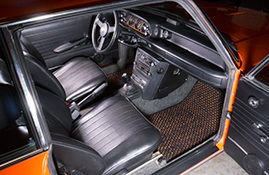Bmw 2002 Car Floor Mats