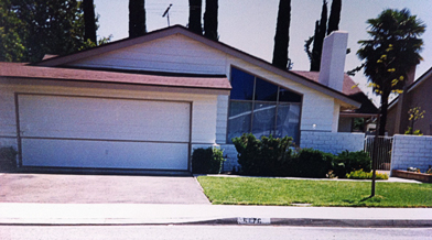 CocoMats.com first home in a garage in Agoura Hills California.