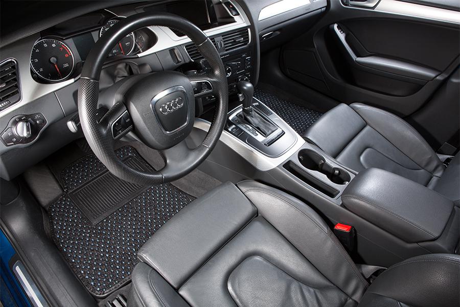 2009 Audi A4 Coco 55 Black Blue