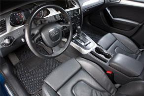 2009 Audi A4 - Coco #55 Black & Blue