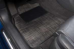 2009 Audi A4 - Woven Vinyl #135 Graphite