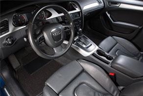 2009 Audi A4 - Sisal #42 Black