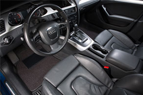 2009 Audi A4 - Wool #67 Dark Grey