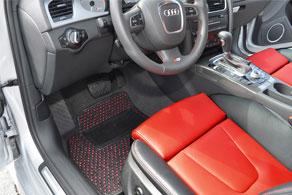 2011 Audi S4 - Coco #51 Black & Red