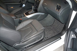 2012 Audi A5 - Coco #12 Black & White