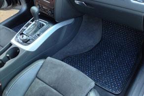 2012 Audi A5 S Line - Coco #55 Black & Blue
