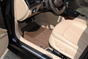 2014 Audi A6 - Coco #06 Brown & Natural