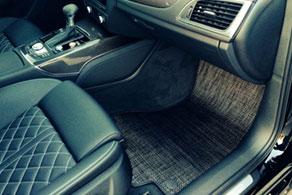 2014 Audi S6 - Woven Vinyl #135 Graphite