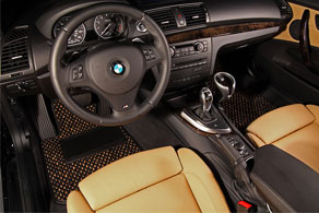 BMW 135ci Convertible - Coco #02 Black & Natural