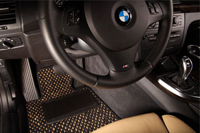 BMW 135ci Convertible - Coco #02 Black & Natural