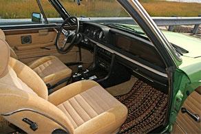 1971 BMW E9 - Coco #91 Jaspe ( Calico )