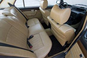 1980 BMW 528i - Coco #02 Black & Natural