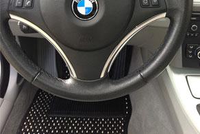 BMW 335xi - Coco #12 Black & White