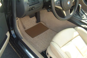 BMW 645ci - Sisal #44 Tan Light Brown