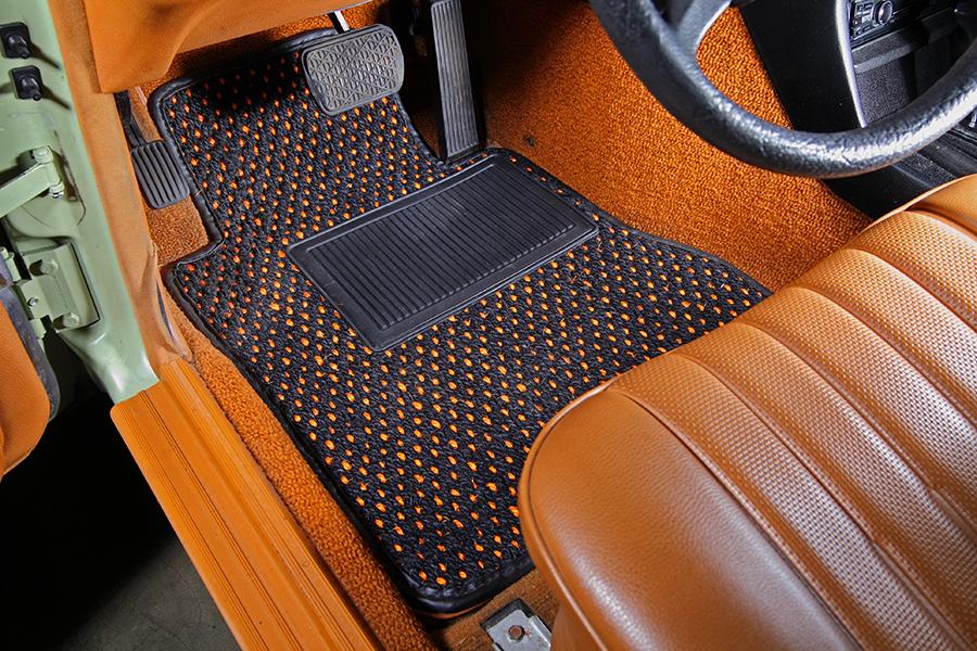 Mercedes Benz Car Mat Gallery