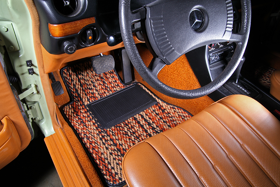 Mercedes Benz Car Mat Gallery