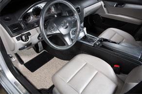 2009 Mercedes Benz C Class - Wool #63 Grey