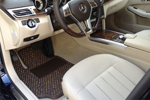 2013 Mercedes Benz E350 Sedan - Coco #06 Brown & Natural