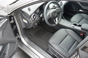 2014 Mercedes Benz CLA - Coco #53 Black & Grey