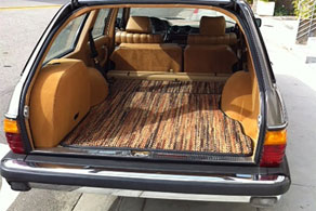 Mercedes Benz 300TD Wagon - Coco #91 Jaspe ( Calico )