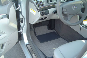 Mercedes Benz E320 - Sisal #43 Grey