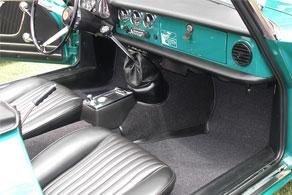 1969 Alfa Romeo 1750 Spider Veloce - Sisal #42 Black