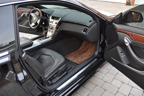 Cadillac CTS - Coco #91 Jaspe ( Calico )