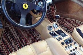 1985 Ferrari 308 GTB - Coco #91 Jaspe ( Calico )