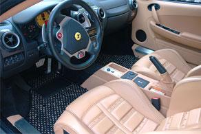 2007 Ferrari F430 - Coco #02 Black & Natural