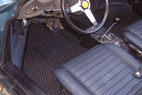 Ferrari Dino - Coco #55 Black & Blue