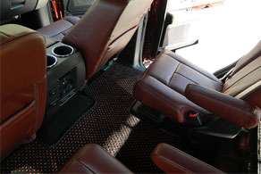 2012 Ford Expedition - Coco #56 Black & Terracotta