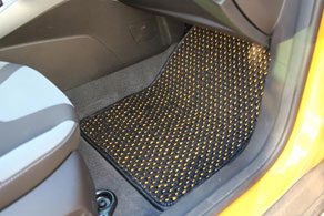 2012 Ford Focus - Coco #52 Black & Yellow
