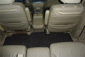 2008 Honda Odyssey - Coco #02 Black & Natural