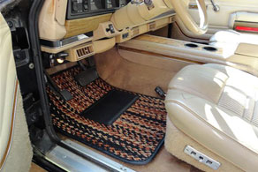 1989 Jeep Grand Wagoneer - Coco #91 Jaspe ( Calico )