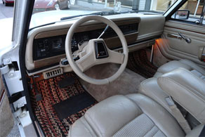 1991 Jeep Grand Wagoneer - Coco #91 Jaspe ( Calico )