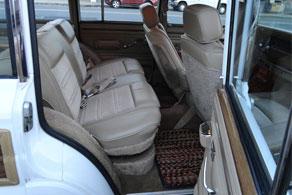 1991 Jeep Grand Wagoneer - Coco #91 Jaspe ( Calico )