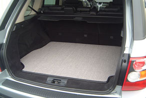 2008 Land Rover Range Rover Sport - Sisal #43 Grey