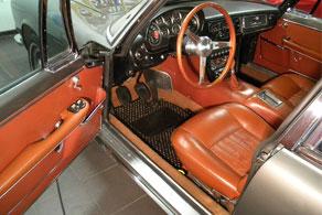 1965 Maserati Quattroporte - Coco #02 Black & Natural