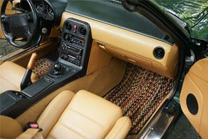 1991 Mazda MX5 Miata - Coco #91 Jaspe ( Calico )