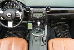 2008 Mazda Miata MX5 GT - Coco #54 Black & Taupe