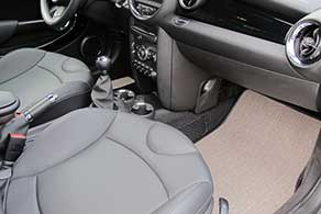 2013 Mini Cooper S - Sisal #43 Grey