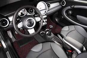 Mini Cooper - Coco #51 Black & Red