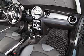 Mini Cooper - Coco #53 Black & Grey